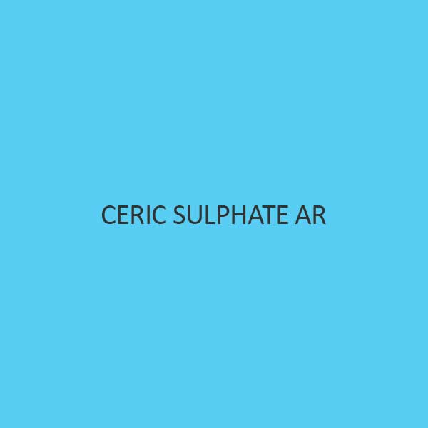 Ceric Sulphate AR Anhydrous