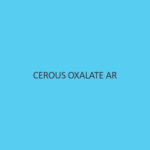 Cerous Oxalate AR Hydrate