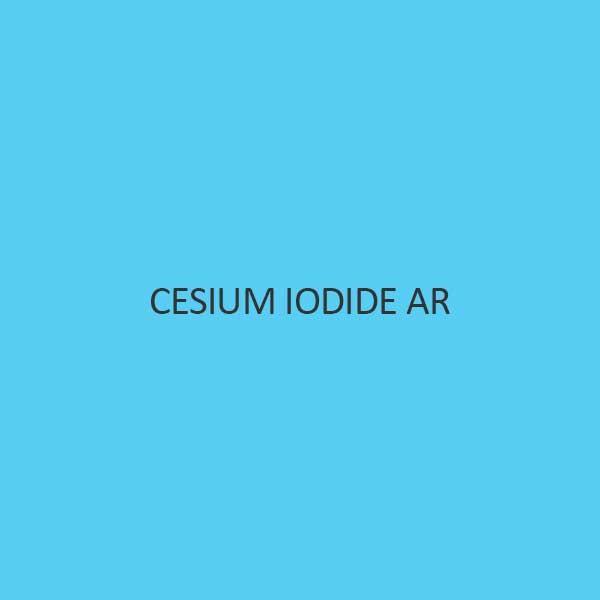 Cesium Iodide AR