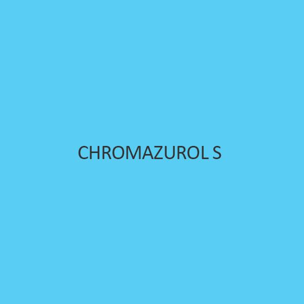 Chromazurol S