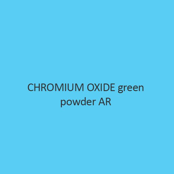 Chromium Oxide Green Powder AR