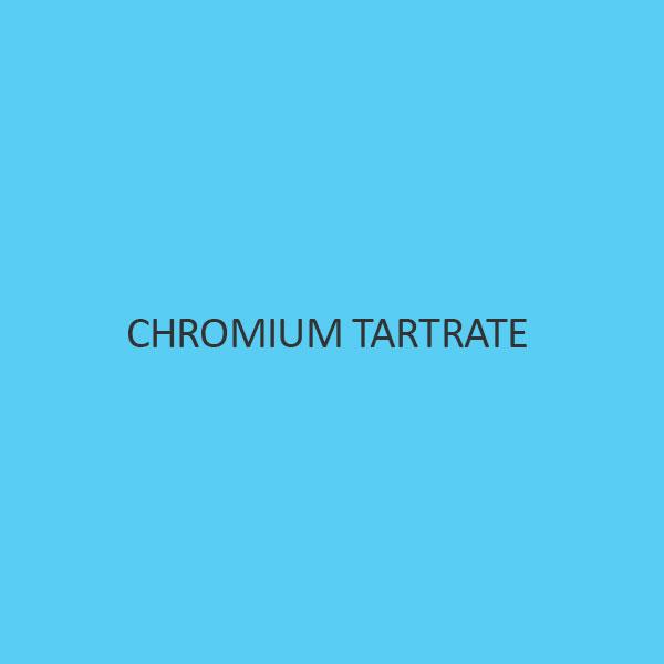 Chromium Tartrate