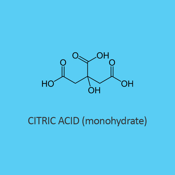 Citric Acid Monohydrate Extra Pure
