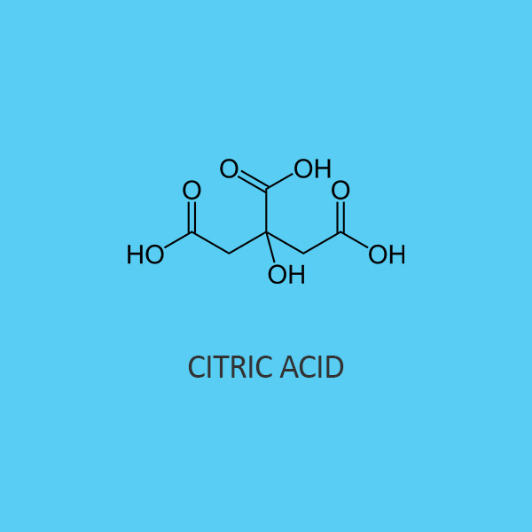 Citric Acid Anhydrous Extra Pure