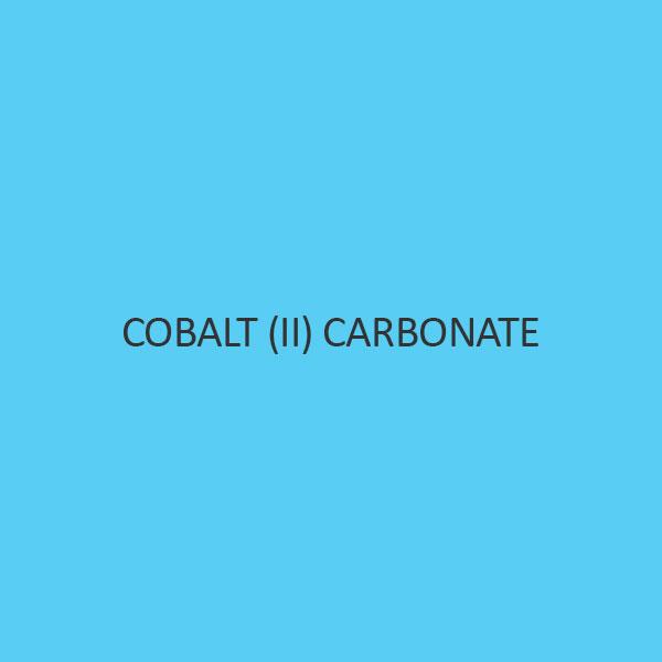 Cobalt (II) Carbonate