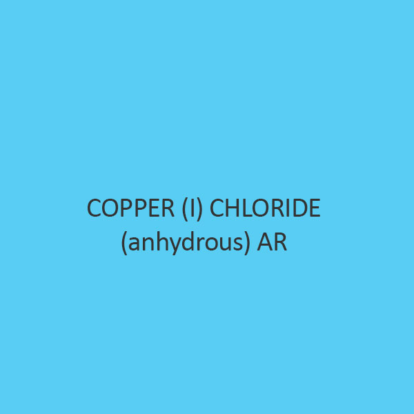 Copper I Chloride Anhydrous AR