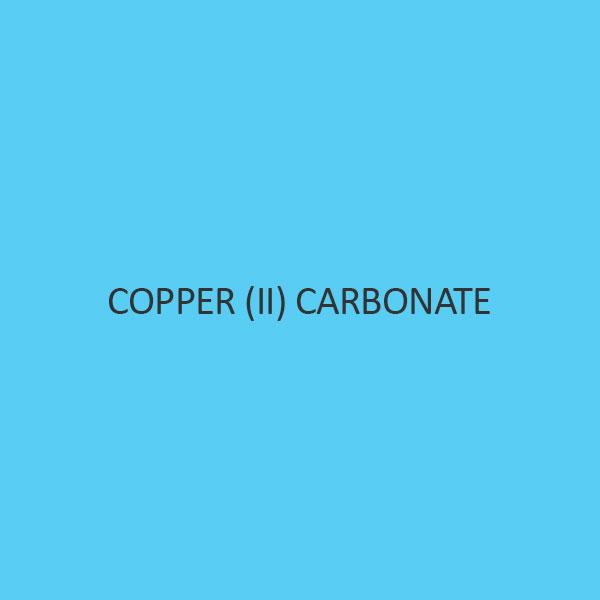 Copper II Carbonate Basic