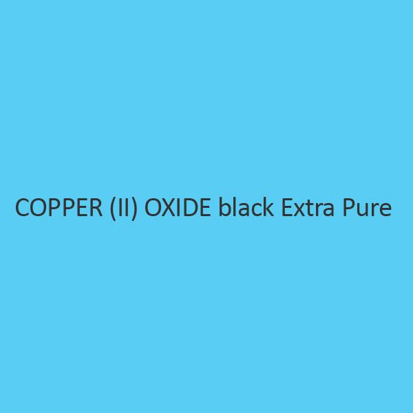 Copper (II) Oxide Black Extra