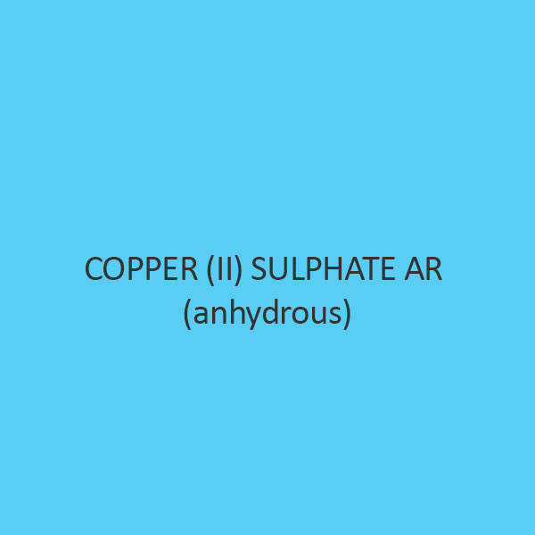 Copper (II) Sulphate AR (Anhydrous)