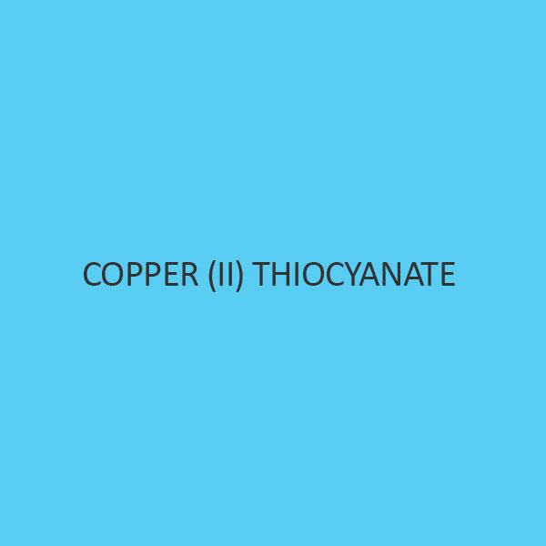 Copper (I) Thiocyanate (Cuprous)
