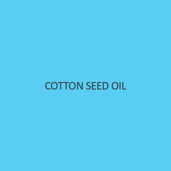 Cotton Seed Oil