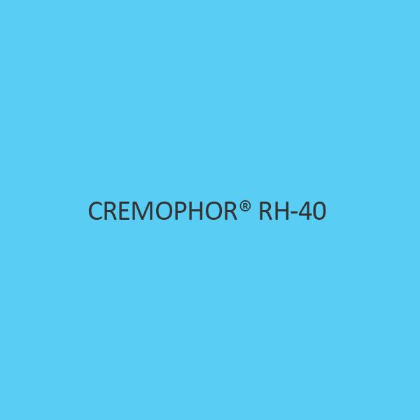 Cremophor Rh 40