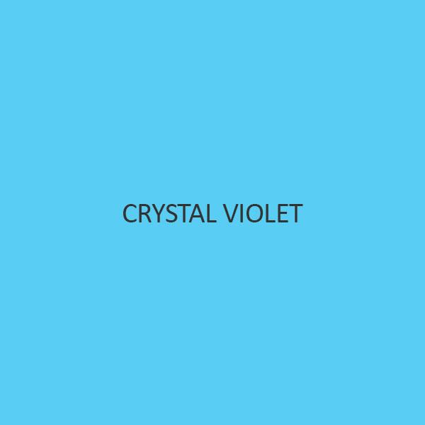 Crystal Violet (Gentian Violet)