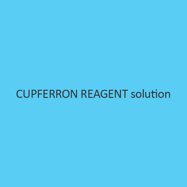 Cupferron Reagent Solution