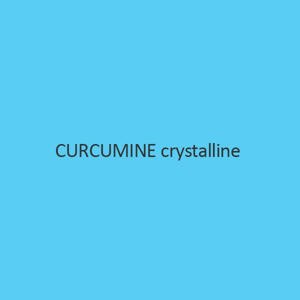 Curcumine Crystalline