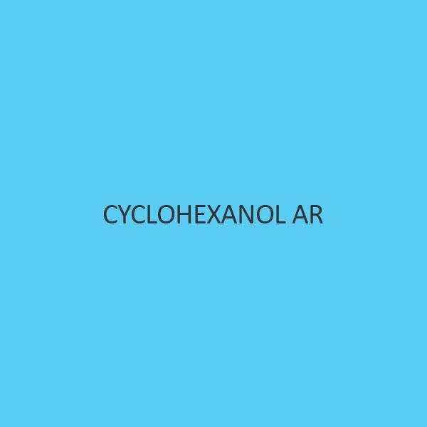 Cyclohexanol AR