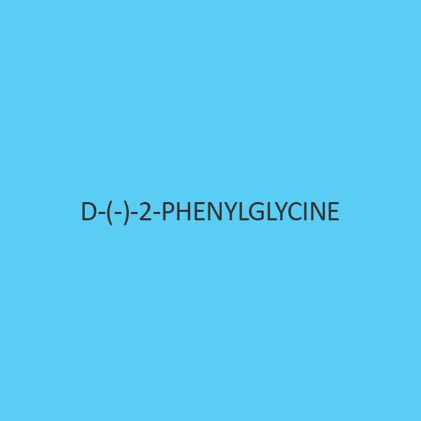 D 2 Phenylglycine