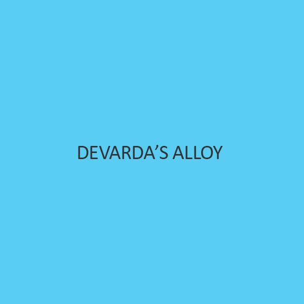 DevardaS Alloy (Powder)