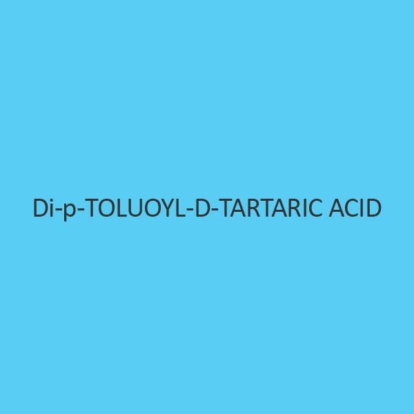 Di P Toluoyl D Tartaric Acid