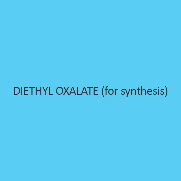 Diethyl Oxalate (For Synthesis)