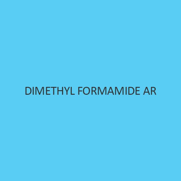 Dimethyl Formamide AR (N N Dimethyl Formamide)