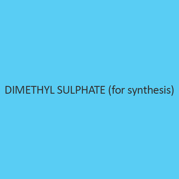 Dimethyl Sulphate (For Synthesis)