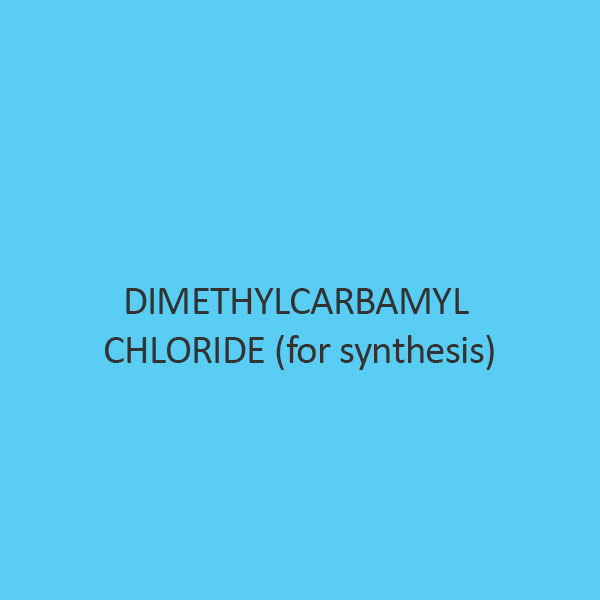 Dimethylcarbamyl Chloride (For Synthesis)