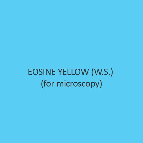 Eosine Yellow (For Microscopy)