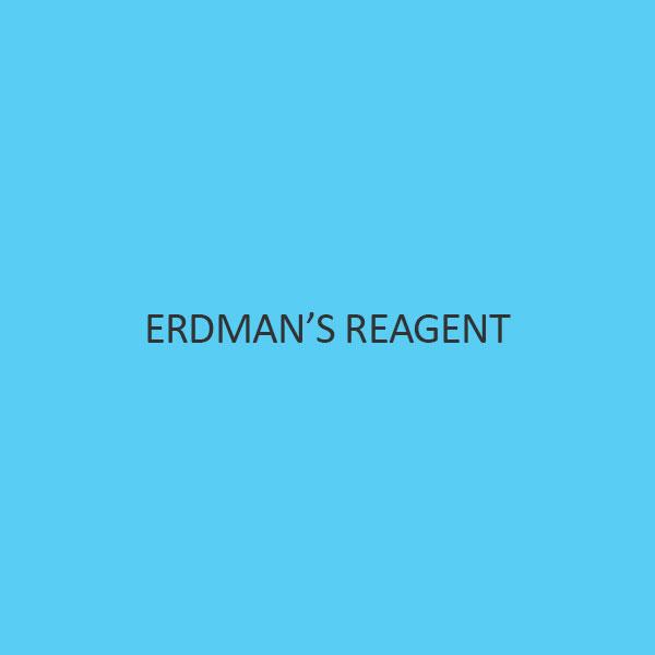 ErdmanS Reagent (For Protein Test)
