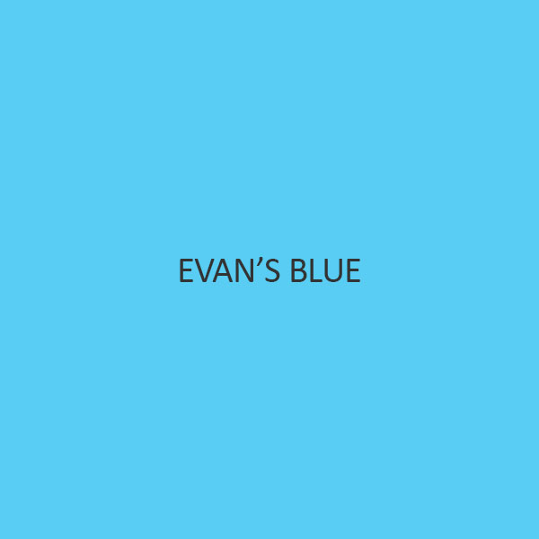 EvanS Blue (For Microscopy)