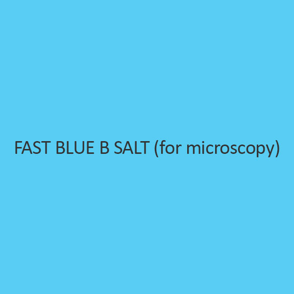 Fast Blue B Salt (For Microscopy)