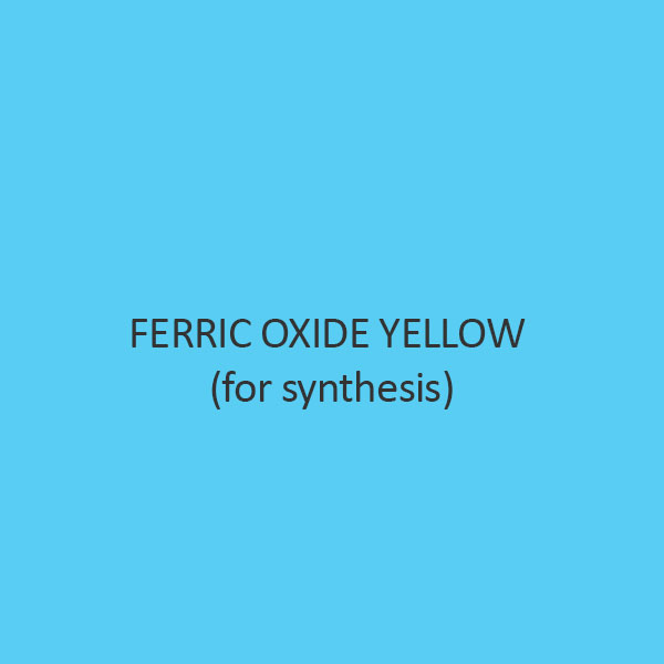Ferric Oxide Yellow (For Synthesis)