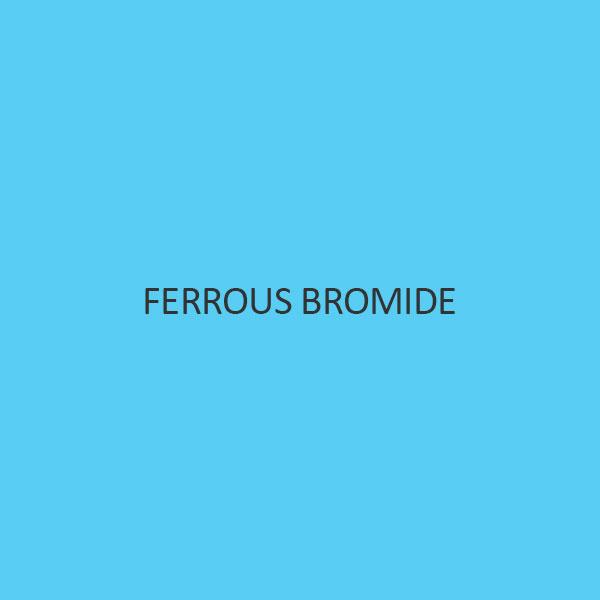 Ferrous Bromide