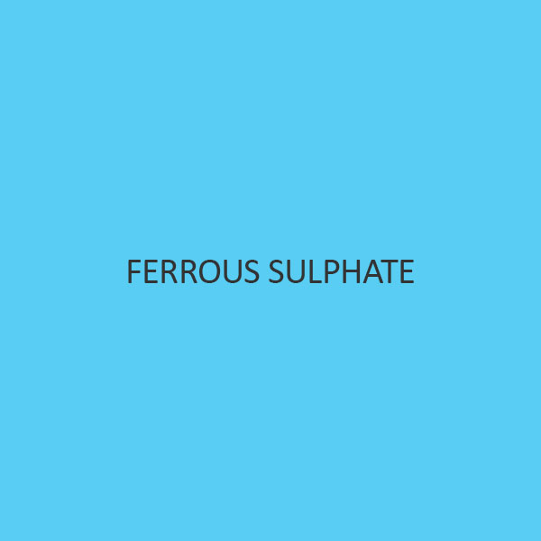 Ferrous Sulphate (Heptahydrate)