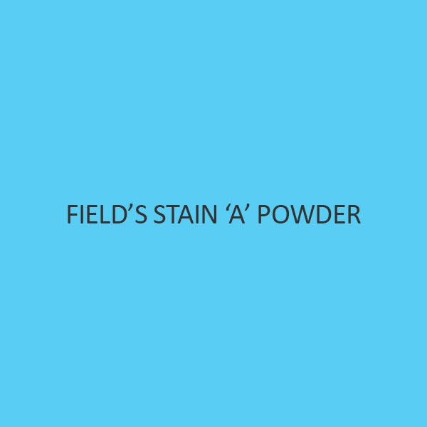 FieldS Stain A Powder