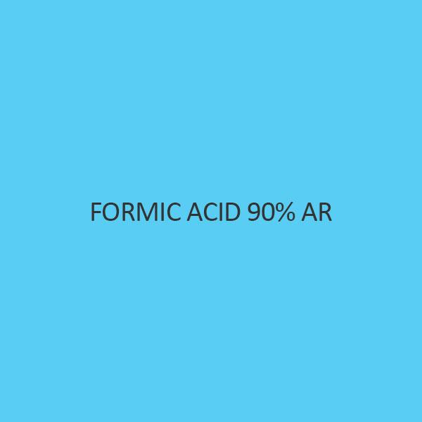 Formic Acid 90 Percent AR