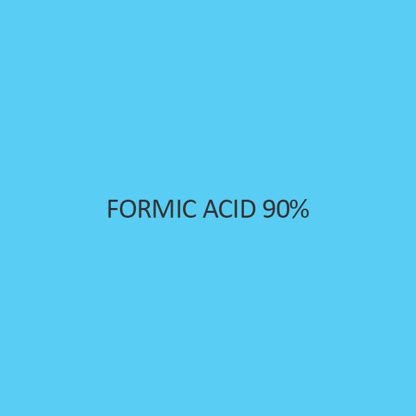 Formic Acid 90 Percent