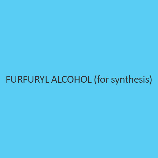 Furfuryl Alcohol (For Synthesis)