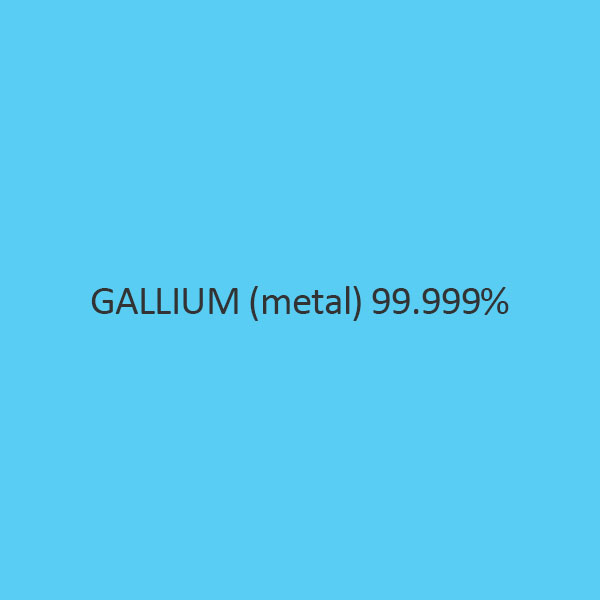Gallium (Metal) 99.999 Percent