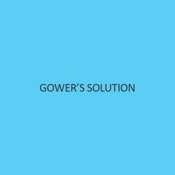 GowerS Solution