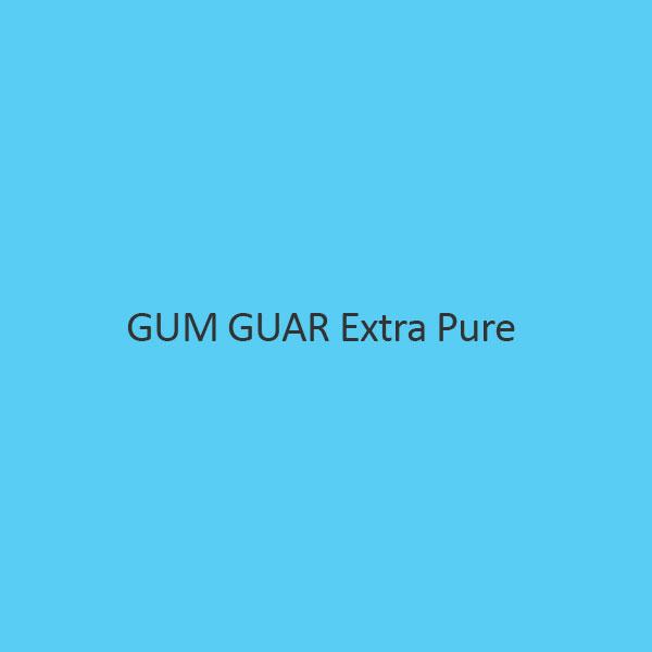 Gum Guar Extra Pure