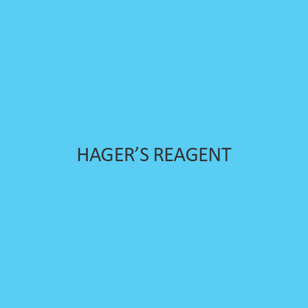 Hager S Reagent
