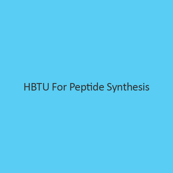 HBTU For Peptide Synthesis