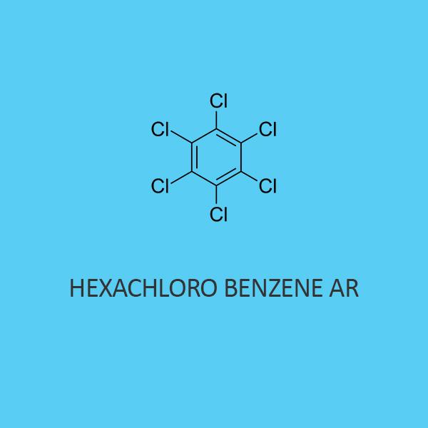 Hexachloro Benzene AR (Crystalline)