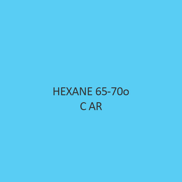 Hexane 65 to 70 Degree Celsius AR