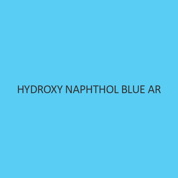 Hydroxy Naphthol Blue AR
