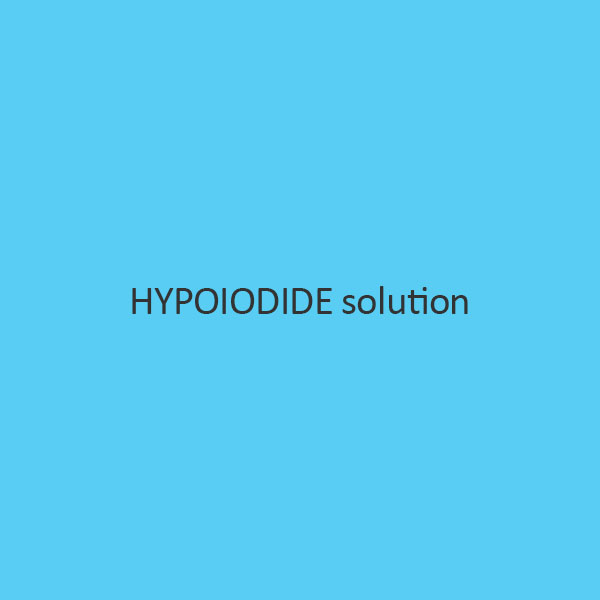Hypoiodide Solution