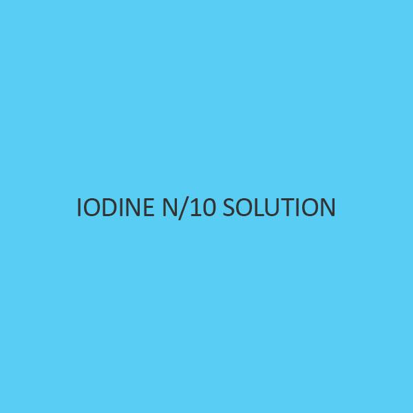 Iodine N Per 10 Solution