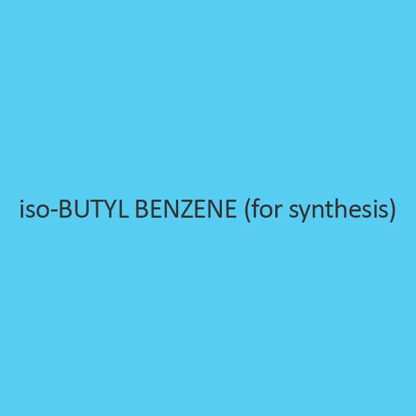 Iso Butyl Benzene For Synthesis
