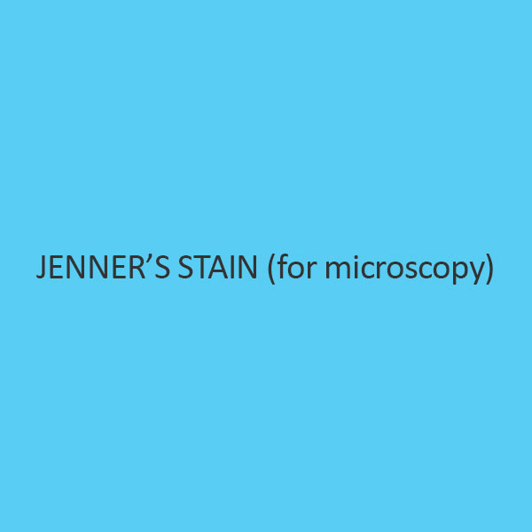 JennerS Stain (for microscopy)